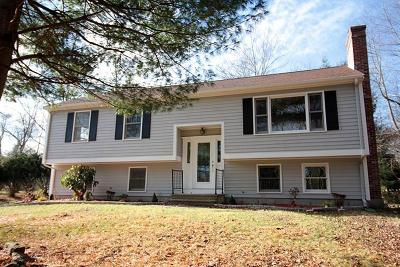 Burrillville Single Family Home For Sale: 46 Warner Lane