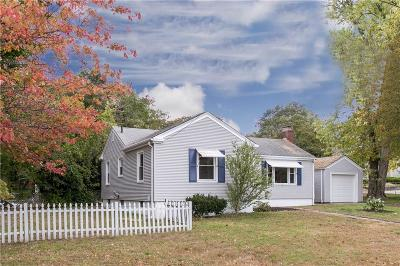 Warwick Single Family Home For Sale: 142 River St