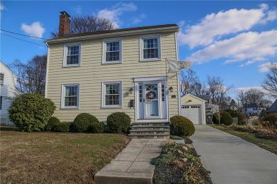Warwick Single Family Home For Sale: 528 Fair St