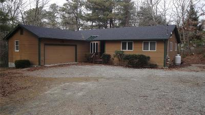 South Kingstown Single Family Home For Sale: 467 Gravelly Hill Rd
