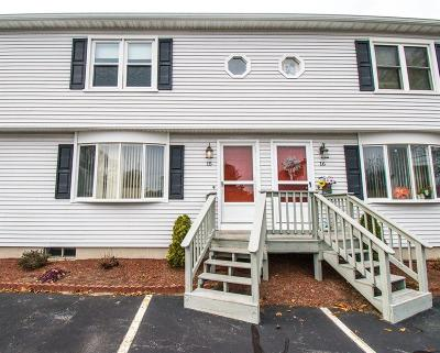 Warwick RI Condo/Townhouse For Sale: $139,900