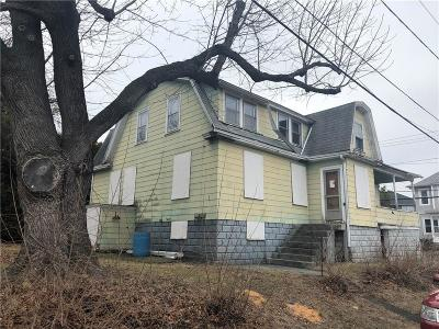 Johnston Multi Family Home For Sale: 10 School St