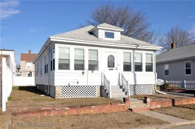 North Providence RI Single Family Home For Sale: $225,000