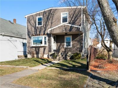 Cranston Single Family Home For Sale: 77 Fiat Av