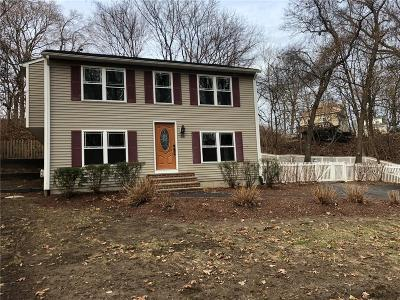 Warwick RI Single Family Home For Sale: $265,000
