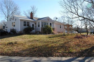 Warwick Single Family Home For Sale: 64 Amherst Rd