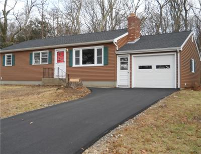 Hopkinton Single Family Home For Sale: 14 Boulder Rd