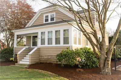 Bristol County Single Family Home Act Und Contract: 32 Homestead Av
