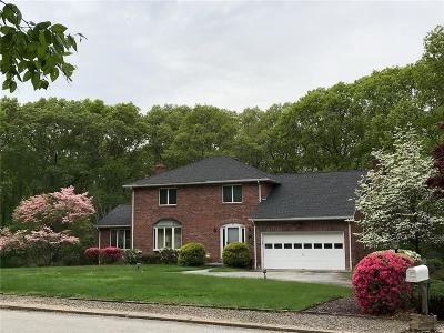 North Smithfield Single Family Home Act Und Contract: 20 Lincoln Dr