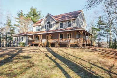West Greenwich Single Family Home For Sale: 35 Arthur Richmond Rd