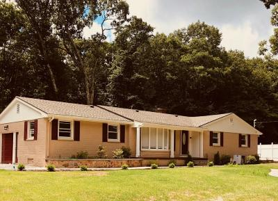 Cranston Single Family Home For Sale: 194 South Comstock Pkwy