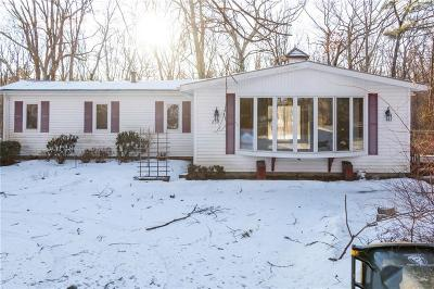 Burrillville Single Family Home For Sale: 250 Knibb Rd