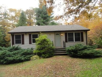 Hopkinton Single Family Home Act Und Contract: 415 Spring St