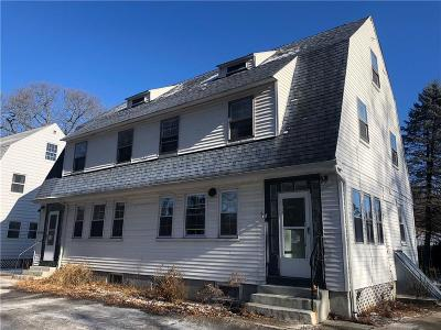North Smithfield Multi Family Home For Sale: 12 Andrews Ter