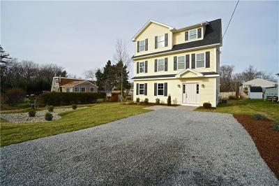 Jamestown Single Family Home Act Und Contract: 40 Stern St