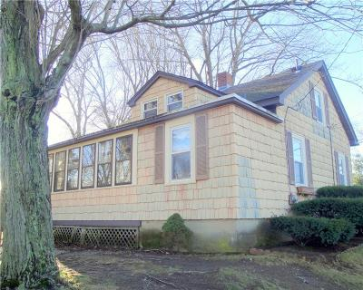 Cranston Single Family Home For Sale: 40 Versailles St