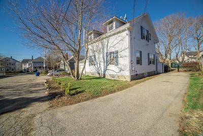 Newport Single Family Home For Sale: 6 Annandale Ter