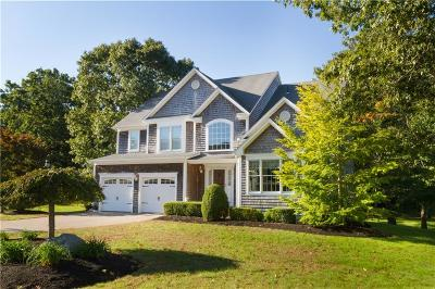 Westerly Single Family Home For Sale: 17 Wicklow Rd