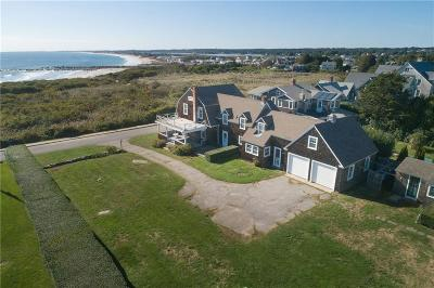 Westerly Single Family Home For Sale: 13 Fenway Rd