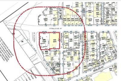Providence Residential Lots & Land For Sale: 434 Atwells Av