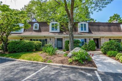 Cranston Condo/Townhouse For Sale: 77 Hoffman Av, Unit#e #E