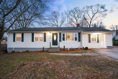 Warwick Single Family Home For Sale: 170 Boylston St