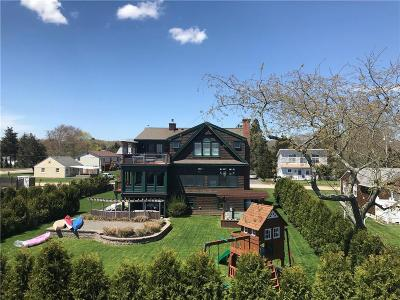 Westerly Single Family Home For Sale: 45 Second St