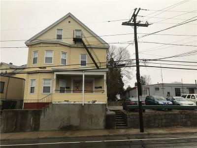 Johnston Multi Family Home Act Und Contract: 1287 - 1289 Plainfield St
