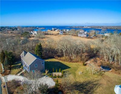 Westerly Single Family Home For Sale: 193 Watch Hill Road Rd