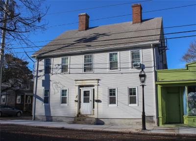 Bristol County Multi Family Home For Sale: 67 Water St