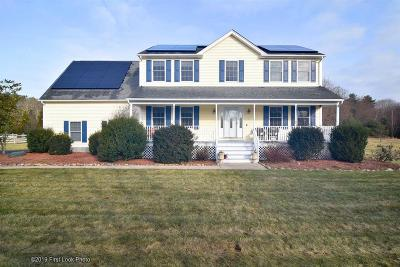 Kent County Single Family Home Act Und Contract: 57 Benjamin Reynolds Rd