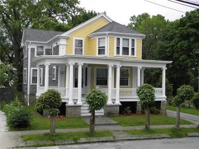 Bristol County Single Family Home For Sale: 42 Byfield St