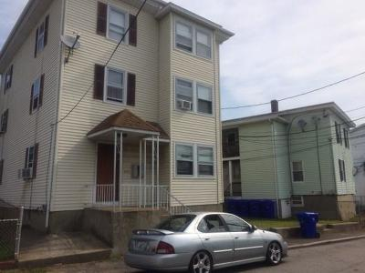 Pawtucket Multi Family Home For Sale: 1 - 7 Carson St