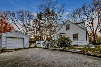 Westerly RI Single Family Home For Sale: $349,000
