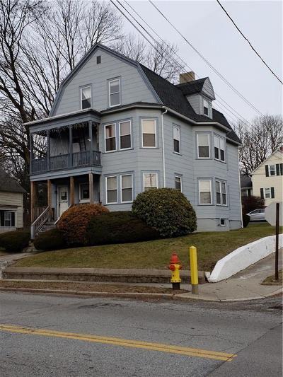East Providence Multi Family Home For Sale: 189 Roger Williams Av