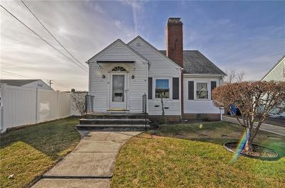 Cranston Single Family Home For Sale: 10 Hemalin Rd