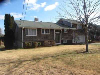 South Kingstown Single Family Home For Sale: 127 Osprey Rd
