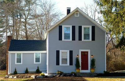 Seekonk Single Family Home For Sale: 403 Lincoln St