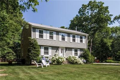 South Kingstown Single Family Home For Sale: 3591 Post Rd