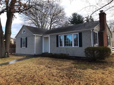 Kent County Single Family Home For Sale: 14 Oak Park Rd