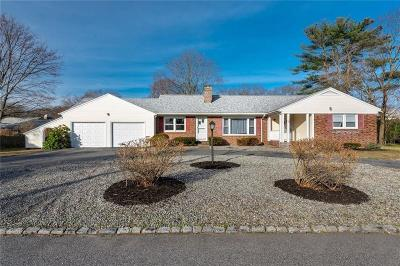 Warwick Single Family Home Act Und Contract: 141 Weetamoe Dr
