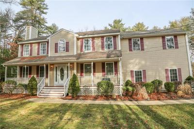 Single Family Home For Sale: 289 Robin Hollow Rd