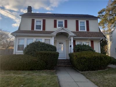 Cranston Single Family Home For Sale: 691 Pontiac Av