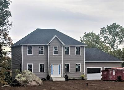 Scituate Single Family Home For Sale: 00 Carriage Hill Road