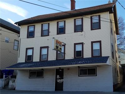 Central Falls Multi Family Home For Sale: 702 Dexter St