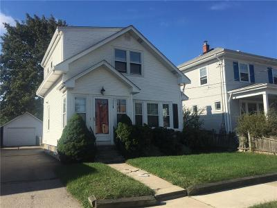 Cranston Single Family Home Act Und Contract: 67 Holburn Av
