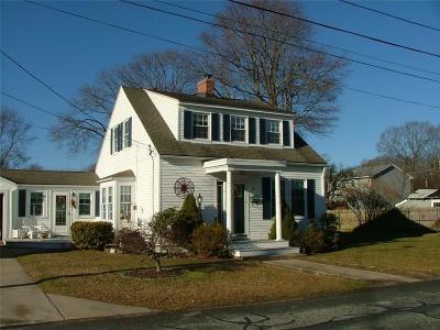 Warwick Single Family Home Act Und Contract: 17 Stone Av