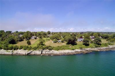 Middletown RI Residential Lots & Land For Sale: $4,395,000