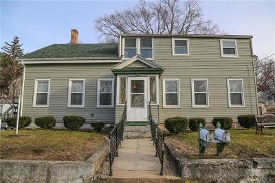 West Warwick Multi Family Home For Sale: 8 - 8a Border St
