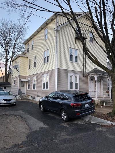 Central Falls Multi Family Home Act Und Contract: 49 - 51 Barber Av